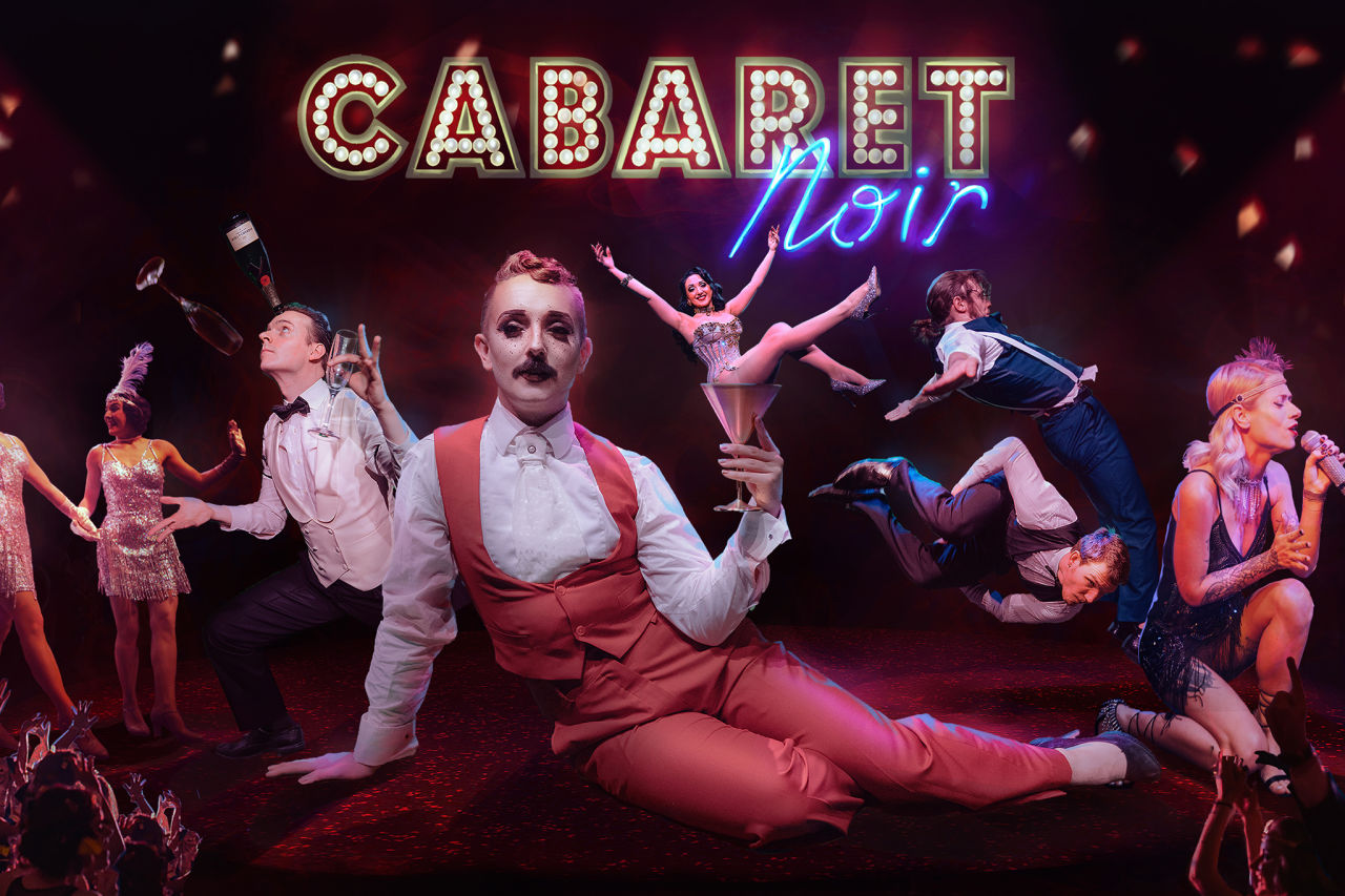 Party Like Gatsby: Cabaret Noir Sat 11.07.20 The Tivoli